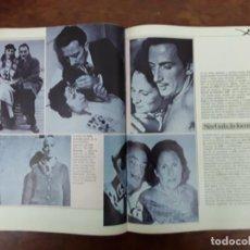 Coleccionismo de Revista Interviú: SALVADOR DALI GALA REVISTA AÑO 1984. Lote 218244565