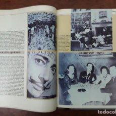 Coleccionismo de Revista Interviú: SALVADOR DALI GALA AMERICA PORTLLIGAT CADAQUES DALI ATOMICO OBRAS TEATRO REVISTA AÑO 1984. Lote 218244823