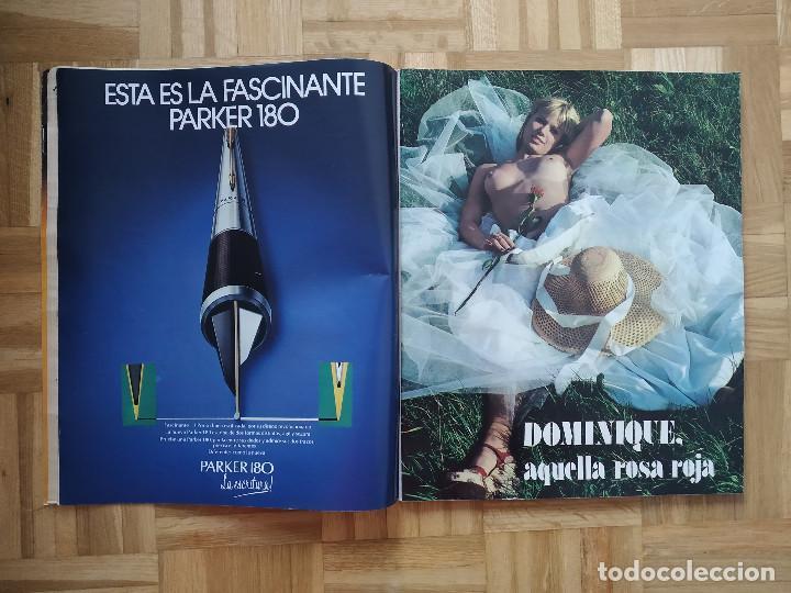Coleccionismo de Revista Interviú: REVISTA INTERVIU EXTRA VERANO 1977. NADIA MORALES. PRIMER ANIVERSARIO. SHA PERSIA. PINOCHET. CHICAS - Foto 5 - 223209548