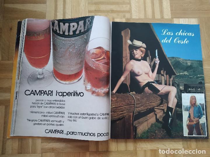 Coleccionismo de Revista Interviú: REVISTA INTERVIU EXTRA VERANO 1977. NADIA MORALES. PRIMER ANIVERSARIO. SHA PERSIA. PINOCHET. CHICAS - Foto 13 - 223209548