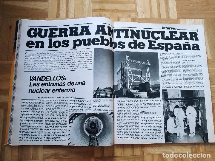 Coleccionismo de Revista Interviú: REVISTA INTERVIU EXTRA VERANO 1977. NADIA MORALES. PRIMER ANIVERSARIO. SHA PERSIA. PINOCHET. CHICAS - Foto 15 - 223209548