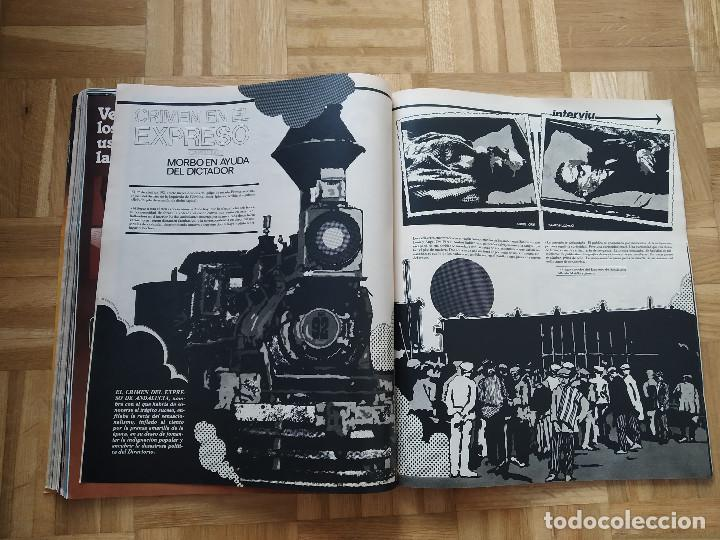 Coleccionismo de Revista Interviú: REVISTA INTERVIU EXTRA VERANO 1977. NADIA MORALES. PRIMER ANIVERSARIO. SHA PERSIA. PINOCHET. CHICAS - Foto 21 - 223209548