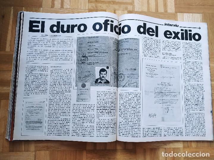 Coleccionismo de Revista Interviú: REVISTA INTERVIU EXTRA VERANO 1977. NADIA MORALES. PRIMER ANIVERSARIO. SHA PERSIA. PINOCHET. CHICAS - Foto 23 - 223209548