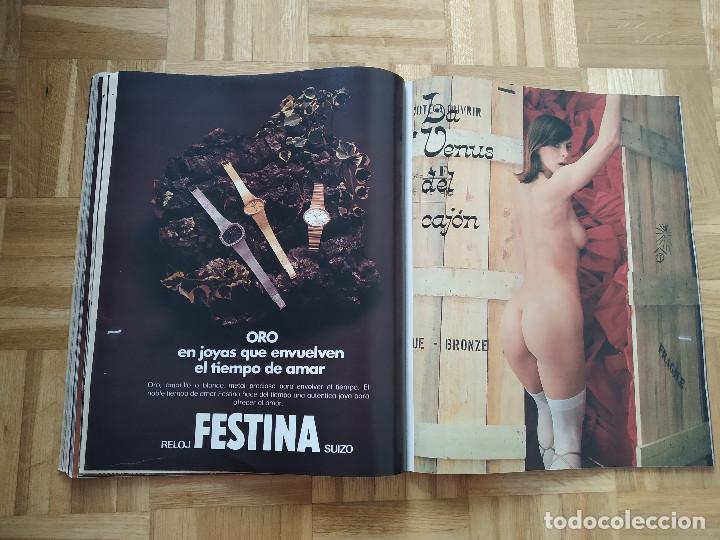 Coleccionismo de Revista Interviú: REVISTA INTERVIU EXTRA VERANO 1977. NADIA MORALES. PRIMER ANIVERSARIO. SHA PERSIA. PINOCHET. CHICAS - Foto 24 - 223209548