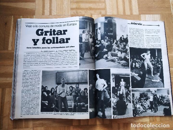 Coleccionismo de Revista Interviú: REVISTA INTERVIU EXTRA VERANO 1977. NADIA MORALES. PRIMER ANIVERSARIO. SHA PERSIA. PINOCHET. CHICAS - Foto 26 - 223209548