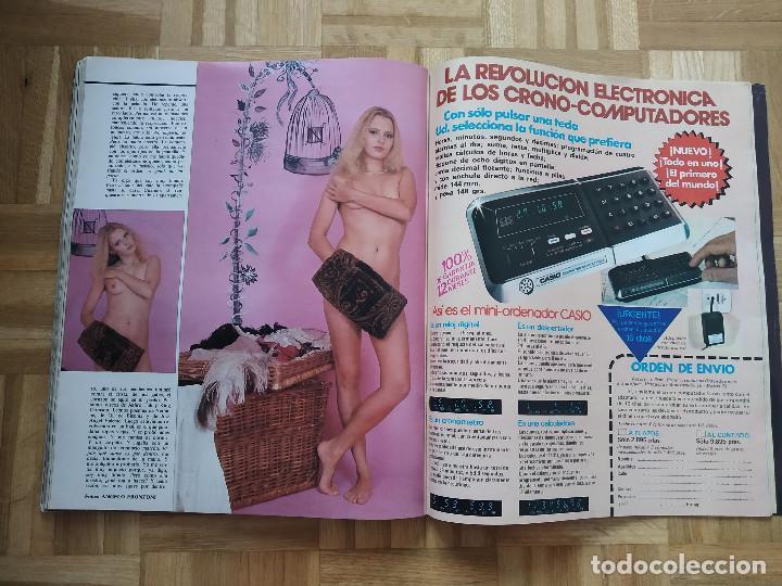 Coleccionismo de Revista Interviú: REVISTA INTERVIU EXTRA VERANO 1977. NADIA MORALES. PRIMER ANIVERSARIO. SHA PERSIA. PINOCHET. CHICAS - Foto 28 - 223209548