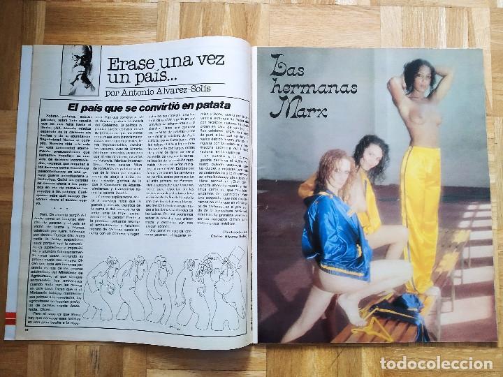 Coleccionismo de Revista Interviú: REVISTA INTERVIU 218. BRIGITTE BARDOT. MIGUEL BOSE. UCD. FRANCO. EUSKADI. URSS. VIETNAM - Foto 2 - 227155130