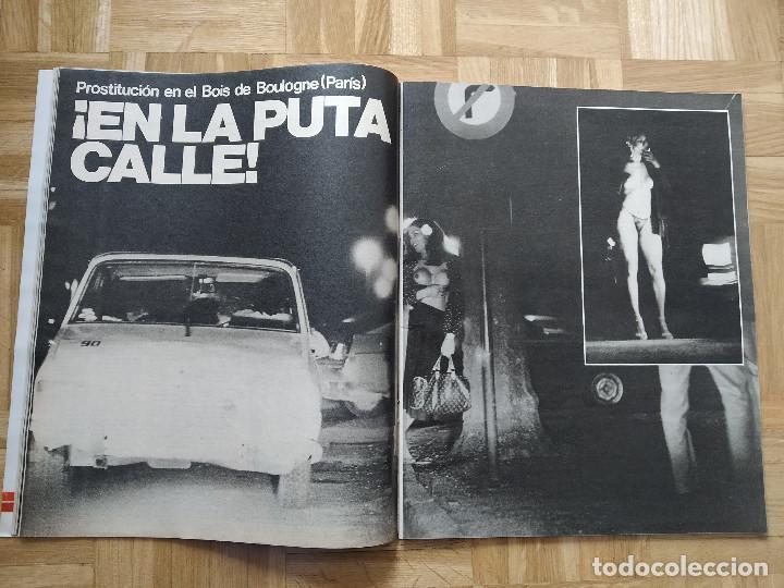 Coleccionismo de Revista Interviú: REVISTA INTERVIU 218. BRIGITTE BARDOT. MIGUEL BOSE. UCD. FRANCO. EUSKADI. URSS. VIETNAM - Foto 4 - 227155130