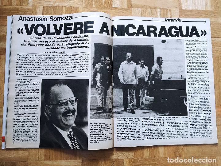 Coleccionismo de Revista Interviú: REVISTA INTERVIU 218. BRIGITTE BARDOT. MIGUEL BOSE. UCD. FRANCO. EUSKADI. URSS. VIETNAM - Foto 6 - 227155130