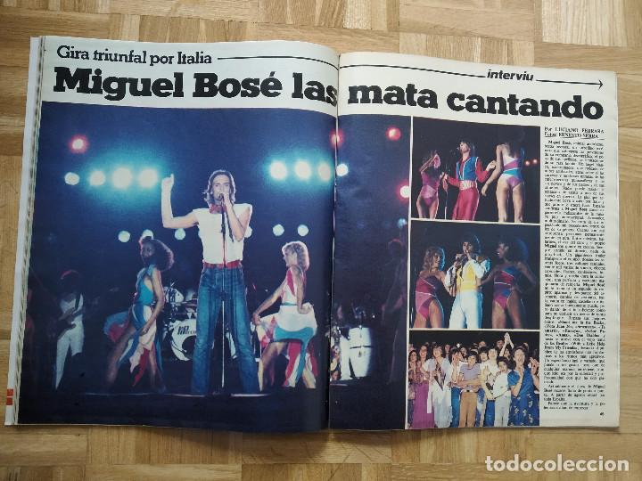 Coleccionismo de Revista Interviú: REVISTA INTERVIU 218. BRIGITTE BARDOT. MIGUEL BOSE. UCD. FRANCO. EUSKADI. URSS. VIETNAM - Foto 9 - 227155130