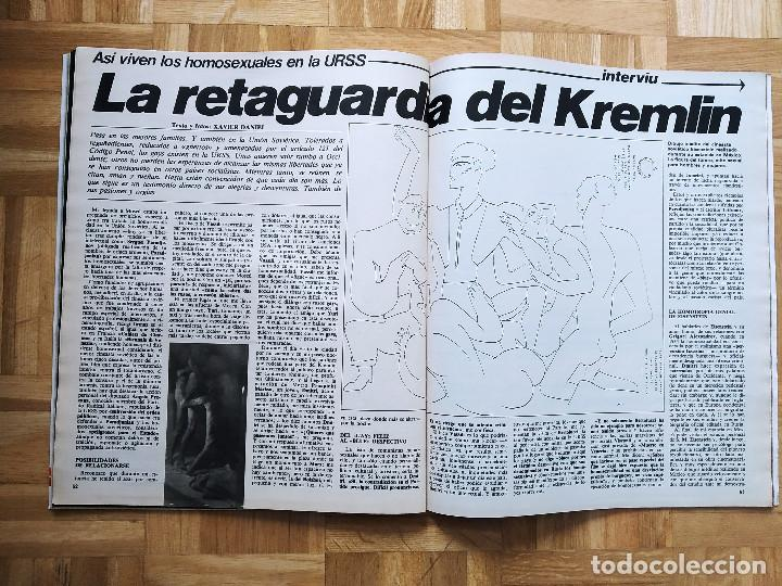 Coleccionismo de Revista Interviú: REVISTA INTERVIU 218. BRIGITTE BARDOT. MIGUEL BOSE. UCD. FRANCO. EUSKADI. URSS. VIETNAM - Foto 11 - 227155130