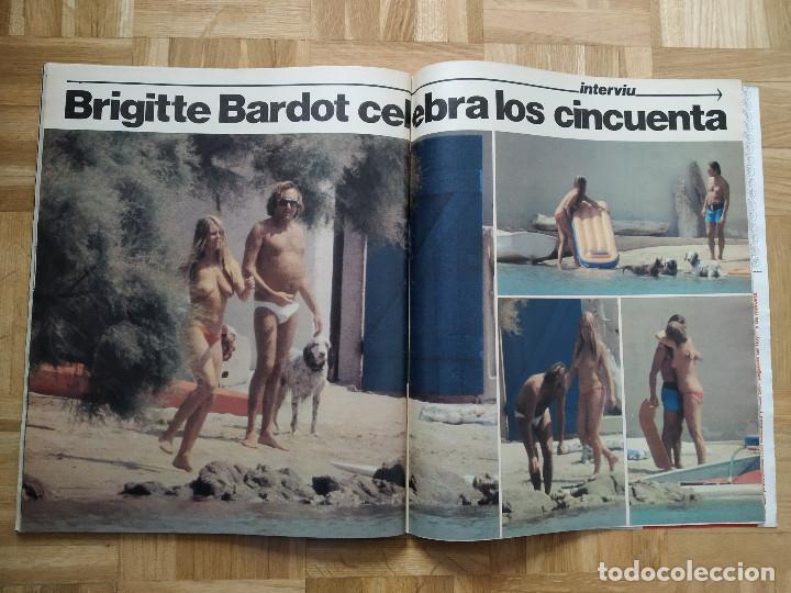 Coleccionismo de Revista Interviú: REVISTA INTERVIU 218. BRIGITTE BARDOT. MIGUEL BOSE. UCD. FRANCO. EUSKADI. URSS. VIETNAM - Foto 13 - 227155130