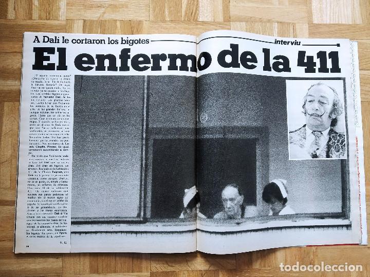 Coleccionismo de Revista Interviú: REVISTA INTERVIU 218. BRIGITTE BARDOT. MIGUEL BOSE. UCD. FRANCO. EUSKADI. URSS. VIETNAM - Foto 14 - 227155130