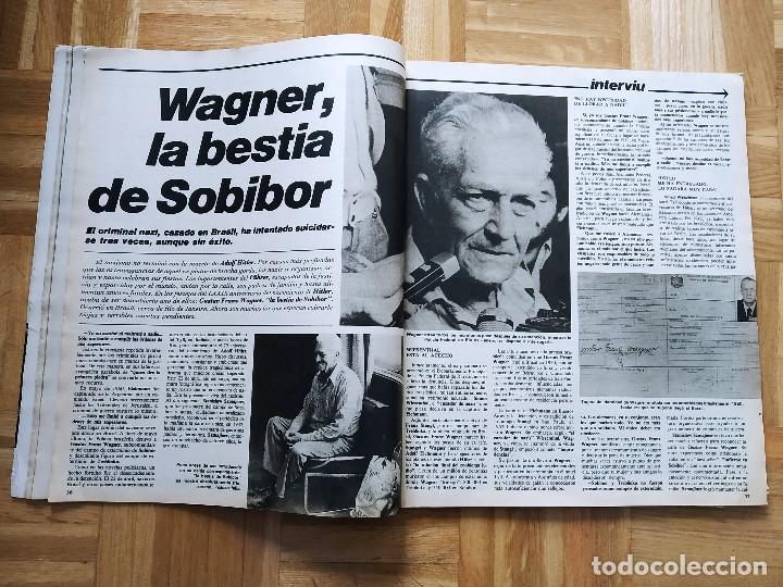 Coleccionismo de Revista Interviú: REVISTA INTERVIU E. NAVIDAD 1978. NADIUSKA. MARIA SALERNO. AMPARO MUÑOZ. SILVIA TORTOSA. NORMA DUVAL - Foto 4 - 227672675