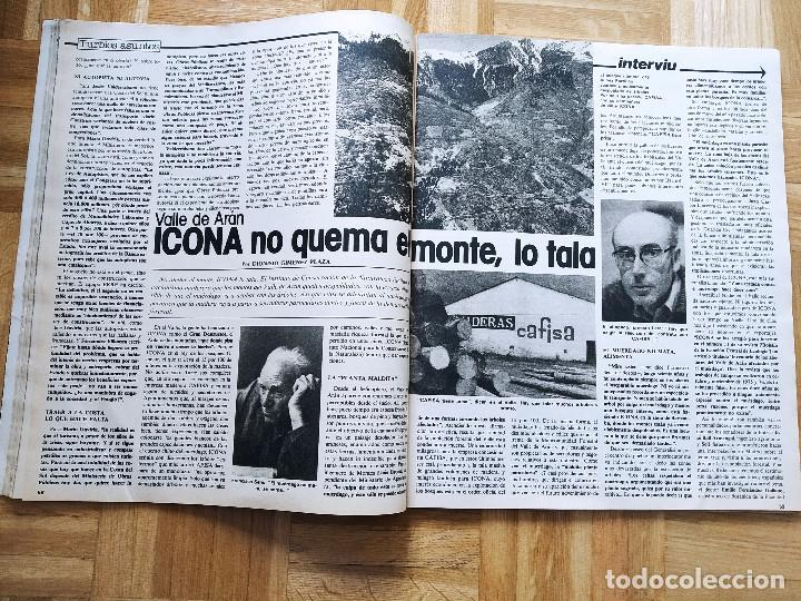 Coleccionismo de Revista Interviú: REVISTA INTERVIU E. NAVIDAD 1978. NADIUSKA. MARIA SALERNO. AMPARO MUÑOZ. SILVIA TORTOSA. NORMA DUVAL - Foto 6 - 227672675