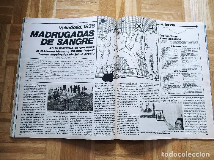 Coleccionismo de Revista Interviú: REVISTA INTERVIU E. NAVIDAD 1978. NADIUSKA. MARIA SALERNO. AMPARO MUÑOZ. SILVIA TORTOSA. NORMA DUVAL - Foto 15 - 227672675