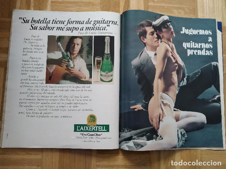 Coleccionismo de Revista Interviú: REVISTA INTERVIU E. NAVIDAD 1978. NADIUSKA. MARIA SALERNO. AMPARO MUÑOZ. SILVIA TORTOSA. NORMA DUVAL - Foto 18 - 227672675
