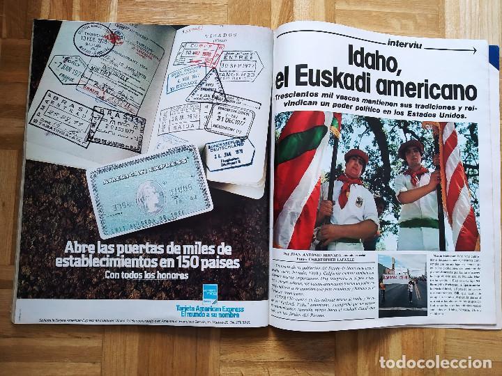 Coleccionismo de Revista Interviú: REVISTA INTERVIU E. NAVIDAD 1978. NADIUSKA. MARIA SALERNO. AMPARO MUÑOZ. SILVIA TORTOSA. NORMA DUVAL - Foto 19 - 227672675