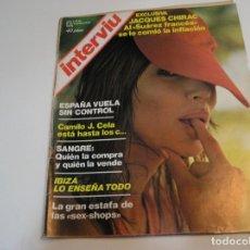 Coleccionismo de Revista Interviú: REVISTA INTERVIU AÑO 1 Nº 17 AÑO 1 SEPTIEMBRE 1976. Lote 229629810