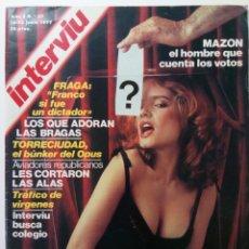 Coleccionismo de Revista Interviú: INTERVIU AÑO 2 Nº 57 - 16-22 JUNIO 1977. Lote 230551680