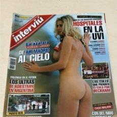 Coleccionismo de Revista Interviú: REVISTA INTERVIU Nº1610 DEL 05 AL 11 MARZO 2007. Lote 232771890