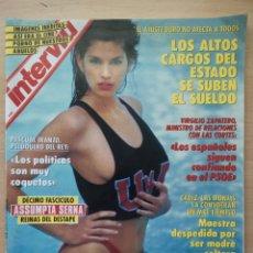 Collectionnisme de Magazine Interviú: REVISTA INTERVIU N.º 658 1992 COLCADA DE MAHON, LEONOR BENEDETTO, MONTSERRAT CABALLE.. Lote 233085775