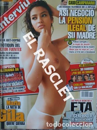 REVISTA INTERVIU - Nº 1571 - 5 AL 11 DE JUNIO 2006 - MARTA LA NIETA DE GILA - (Coleccionismo - Revistas y Periódicos Modernos (a partir de 1.940) - Revista Interviú)