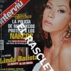 Coleccionismo de Revista Interviú: ANTIGUA REVISTA INTERVIU - Nº 1553. Lote 234905245