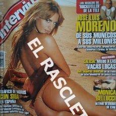 Coleccionismo de Revista Interviú: ANTIGUA REVISTA INTERVIU - Nº 1540. Lote 234905860