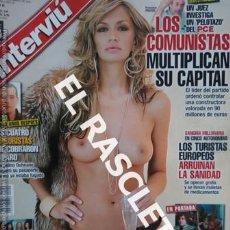 Coleccionismo de Revista Interviú: ANTIGUA REVISTA INTERVIU - Nº 1559. Lote 234906325