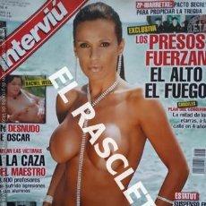 Coleccionismo de Revista Interviú: ANTIGUA REVISTA INTERVIU - Nº 1561. Lote 234906515