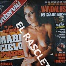 Coleccionismo de Revista Interviú: ANTIGUA REVISTA INTERVIU - Nº 1534. Lote 234908205