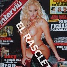 Coleccionismo de Revista Interviú: ANTIGUA REVISTA INTERVIU - Nº 1649. Lote 234910130