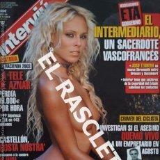 Coleccionismo de Revista Interviú: ANTIGUA REVISTA INTERVIU - Nº 1535. Lote 234910940