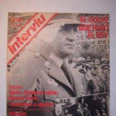 Collectionnisme de Magazine Interviú: INTERVIU EXTRA, EL GOLPE QUE PARO EL REY 1981. Lote 237087655