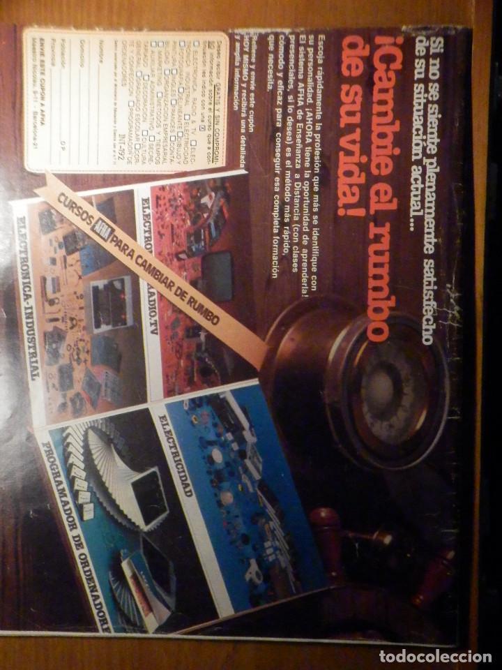 Coleccionismo de Revista Interviú: Revista Interviu - Nº 192 - 17 enero 1980, Isabel Luque, Gloria Guida, Berlanga, Joan Reventós, Sha - Foto 2 - 244409800