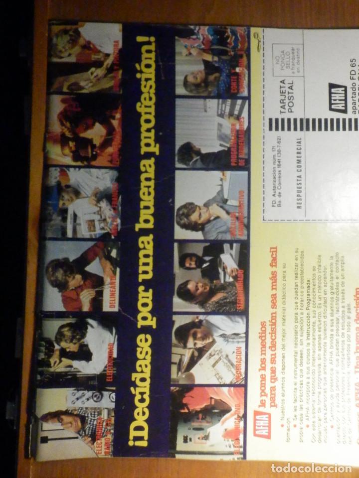 Coleccionismo de Revista Interviú: Revista Interviu Nº 193 - 24 Enero 1980, ROMY SCHNEIDER, DESNUDA A LOS 40 - - Foto 2 - 244412225