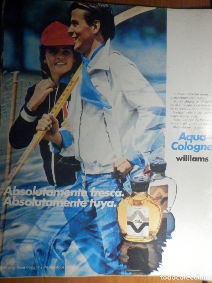 Coleccionismo de Revista Interviú: Revista Interviu Nº 76 - 27 Octubre 1977, PAULA PATTIER, Sabadell la caida del textil - Foto 2 - 244415350