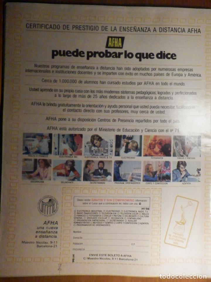 Coleccionismo de Revista Interviú: Revista Interviu Nº 306 - 24 Marzo 1982, CASO ABORTO BILBAO, MUNDIAL '82, Isabel Tenaille, Guatemala - Foto 2 - 244416200