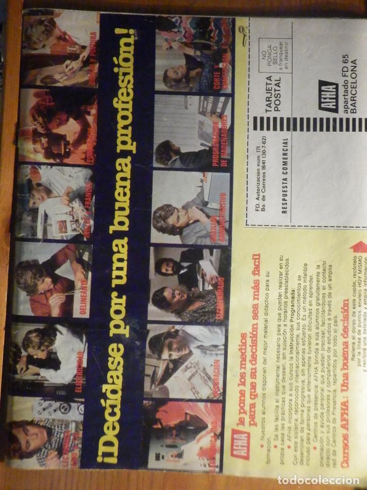 Coleccionismo de Revista Interviú: Revista Interviu Nº 226 - 11 Septiembre 1980 - MIGUEL BOYER / CARMINA ORDOÑEZ / PILAR FRANCO - Foto 2 - 244429255