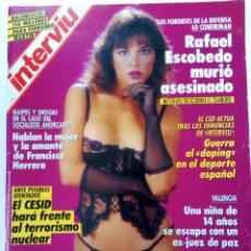 Coleccionismo de Revista Interviú: INTERVIÚ Nº 649 - DEL 18 AL 24 DE OCTUBRE DE 1988. Lote 247322505