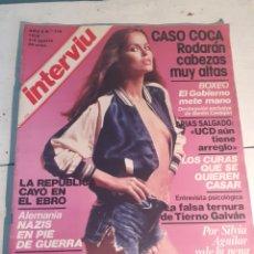 Coleccionismo de Revista Interviú: INTERVIU NUMERO 116. Lote 254222480