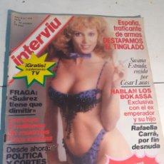 Coleccionismo de Revista Interviú: INTERVIU NUMERO 177. Lote 254223310
