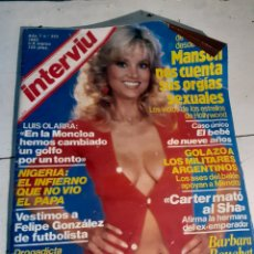 Coleccionismo de Revista Interviú: INTERVIÚ NUMERO 303. Lote 254226305