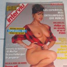 Coleccionismo de Revista Interviú: INTERVIU NUMERO 857. Lote 254251305
