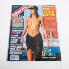 Coleccionismo de Revista Interviú: INTERVIÚ 1064, MAR FLORES TOPLESS. SEBASTIÁN SALGADO: VIETNAM, LOS ESPALDAS MOJADAS. 1996. Lote 254556535