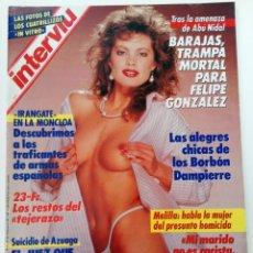Coleccionismo de Revista Interviú: INTERVIÚ Nº 562 - DEL 18 AL 24 DE FEBRERO DE 1987. Lote 255950615