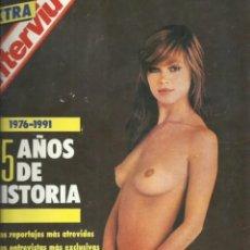 Coleccionismo de Revista Interviú: REVISTA INTERVIU EXTRA. Lote 259240165
