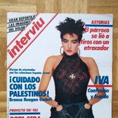 Coleccionismo de Revista Interviú: REVISTA INTERVIU 504. OTAN. ISABEL PANTOJA. ESTEFANIA MONACO. ILONA STALLER. Lote 262710220