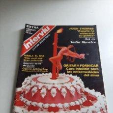 Coleccionismo de Revista Interviú: INTERVIÚ. Lote 262983385